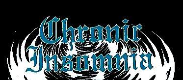 Chronic Insomnia - Logo