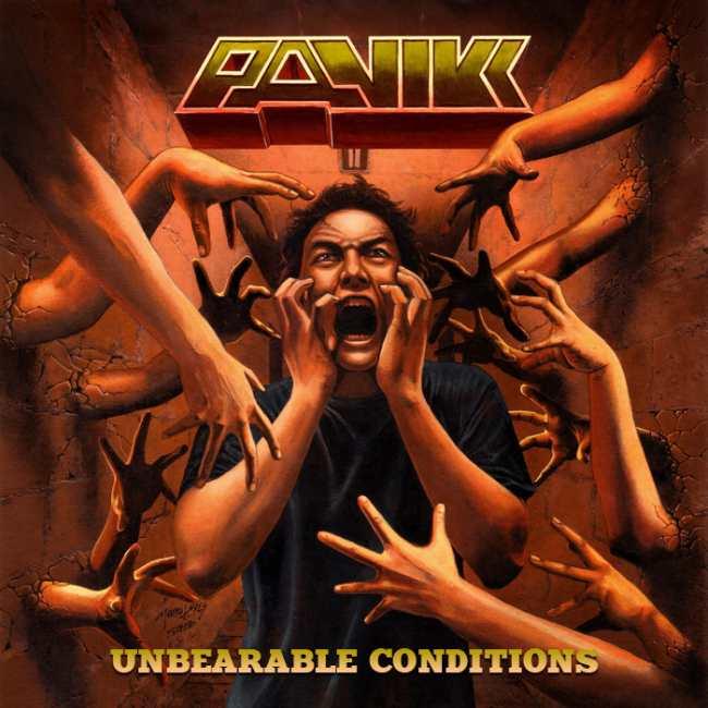 Panikk - Unbearable Conditions