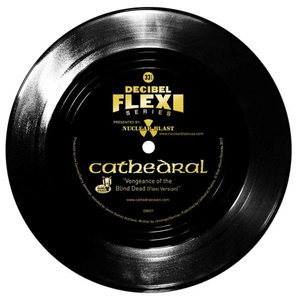 Cathedral - Vengeance of the Blind Dead (Flexi Version)