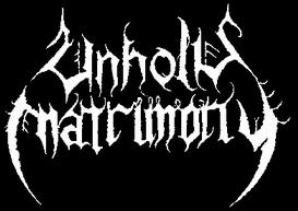 Unholy Matrimony - Logo