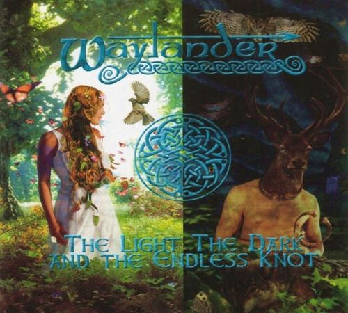 Waylander - The Light, the Dark and the Endless Knot
