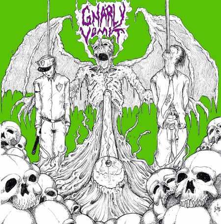 Gnarly Vomit - Gnarly Vomit