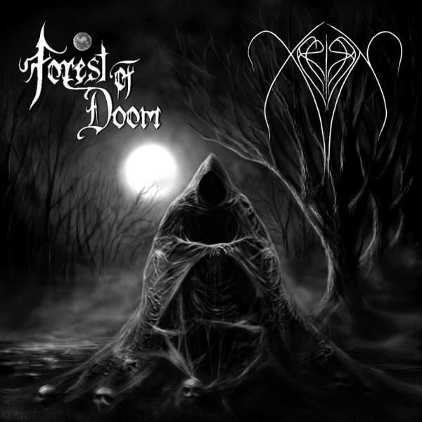 Xerión / Forest of Doom - Pagan Brotherhood / Os Disonantes Cánticos Das Árbores Mortas