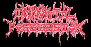 Immortal Possession - Logo