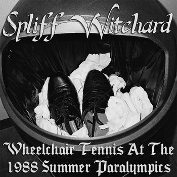 Spliff Witchard - Wheelchair Tennis at the 1988 Summer Paralympics