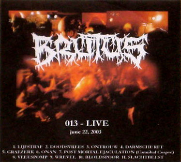 Brutus - 013 - Live