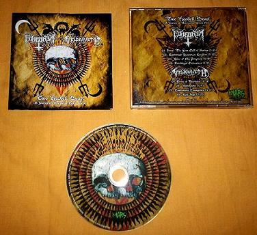 Veldraveth / Funebria - Two Headed Beast - A Journey of Venezuelan Black Metal