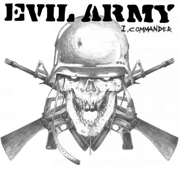 Evil Army - I, Commander
