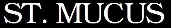 St. Mucus - Logo