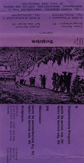 Bethlehem - Promo March '93