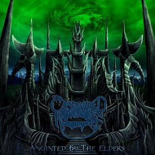 Carbonized Gnawing Mandible - Anointed by the Elders