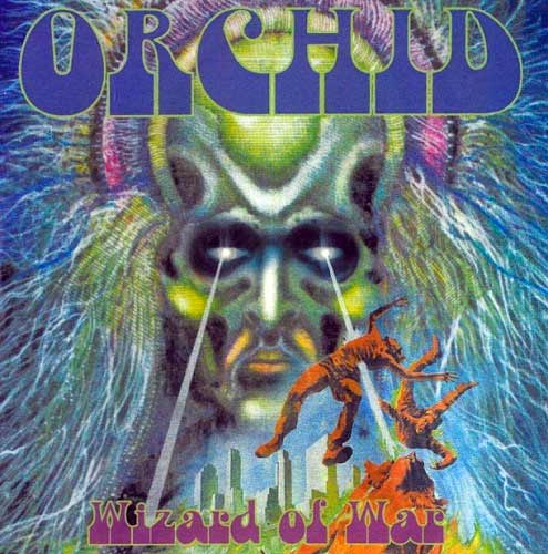 Orchid - Wizard of War