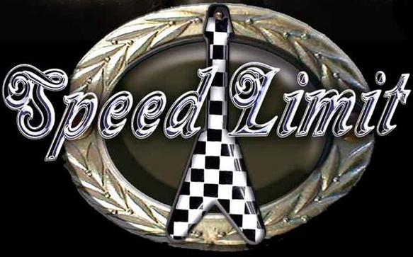 Speed Limit - Logo