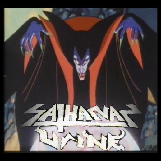 Sathanas Urine - Satanic Forest Hymni Satanae Summum Nigra Caprarum
