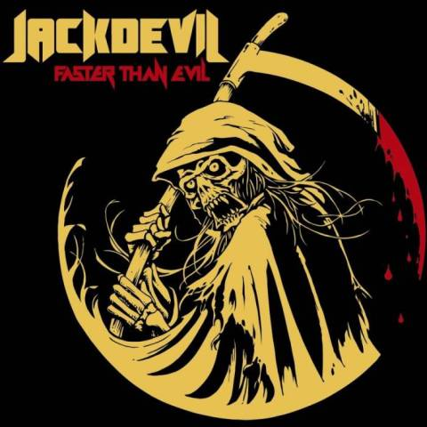 Jackdevil - Faster Than Evil