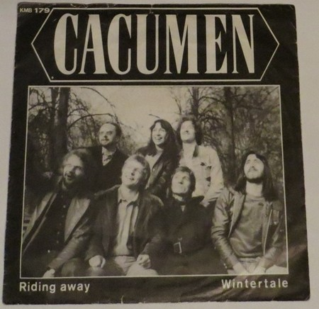 Cacumen - Riding Away / Wintertale