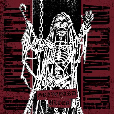 Ulcer / Graveyard - Of Ancient Metal and Eternal Death