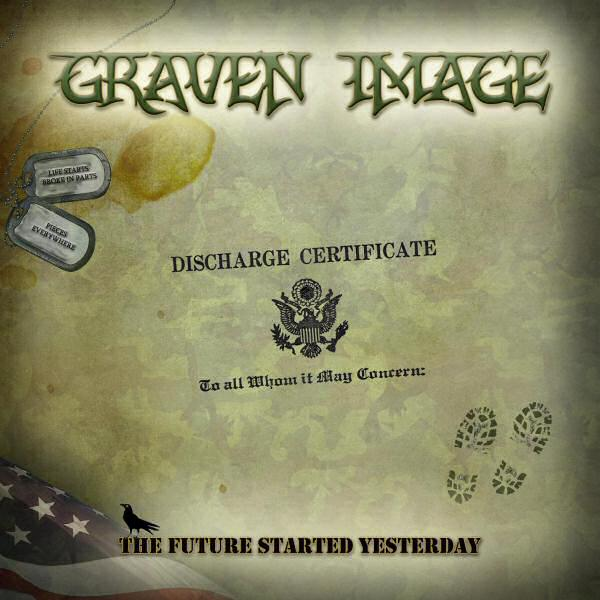 Graven Image - The Future Started Yesterday