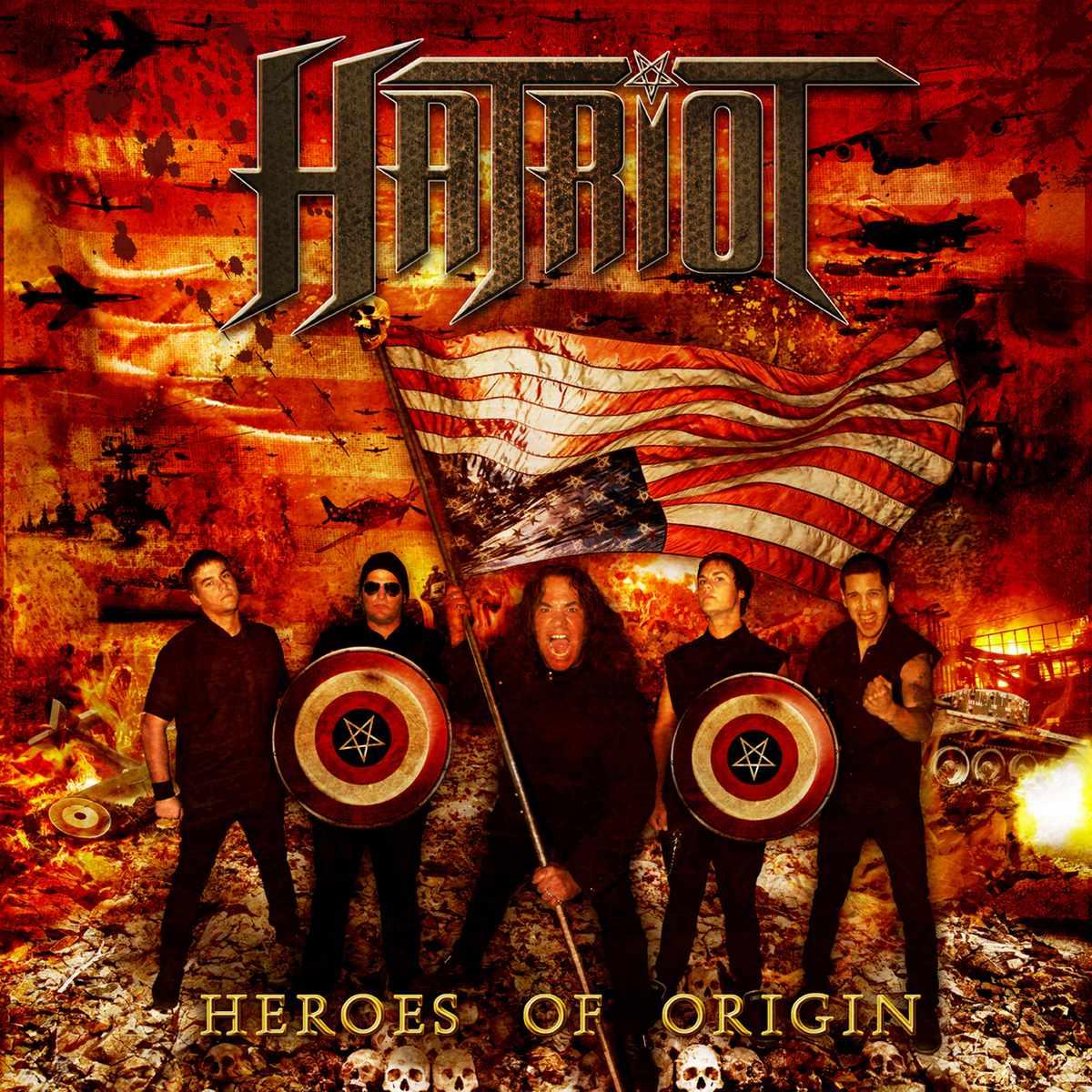 Hatriot - Heroes of Origin