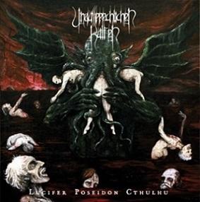 Unaussprechlichen Kulten - Lucifer Poseidon Cthulhu