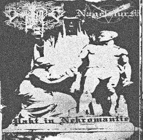 Nagelsturm / Satanic Forest - Pakt in Nekromantie