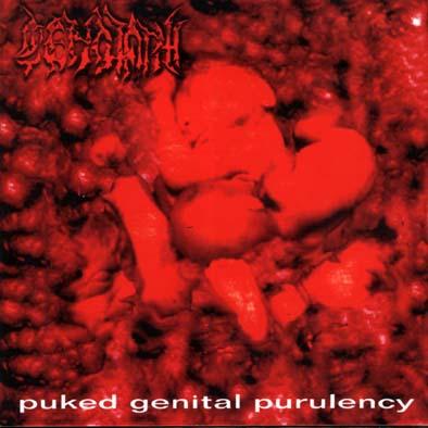 Cenotaph - Puked Genital Purulency