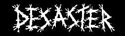 Desaster - Logo