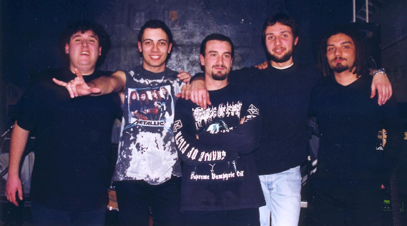 Hand of Doom - Photo