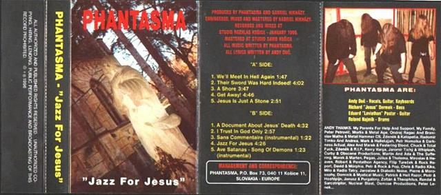 Phantasma - Jazz for Jesus