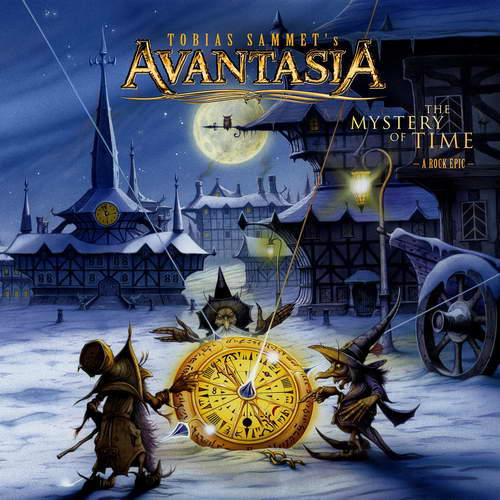 Avantasia - The Mystery of Time (A Rock Epic)