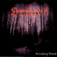 Sabacthani - winding forest