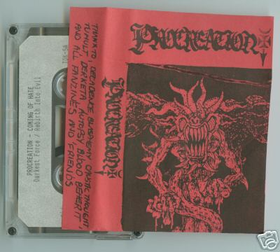 Procreation - Coming of Hate