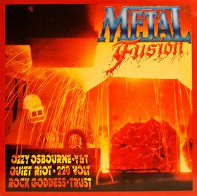 Ozzy Osbourne / Rock Goddess / Trust / Quiet Riot / 220 Volt - Metal Fusion