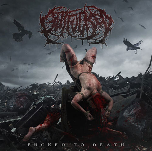 Gutfucked - Fucked to Death