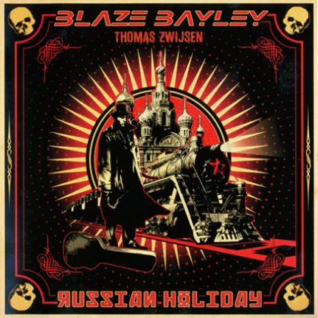 Blaze Bayley - Russian Holiday