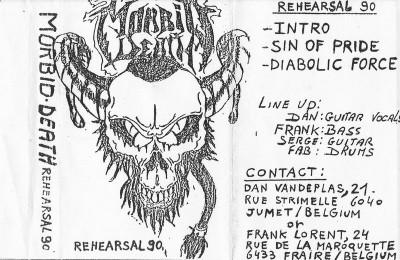 Morbid Death - Rehearsal 90