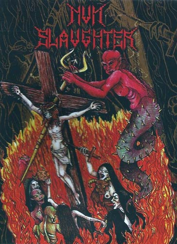 Nunslaughter - Live in Clifton New Jersey