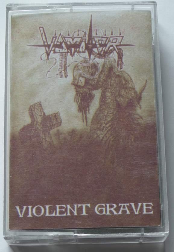 Vomitor - Violent Grave Rehearsal