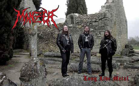 Manzer - Long Live Metal