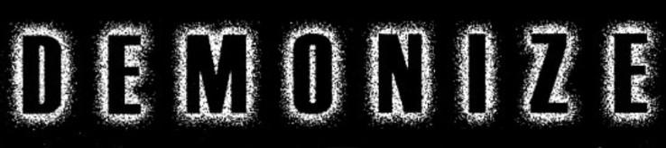 Demonize - Logo