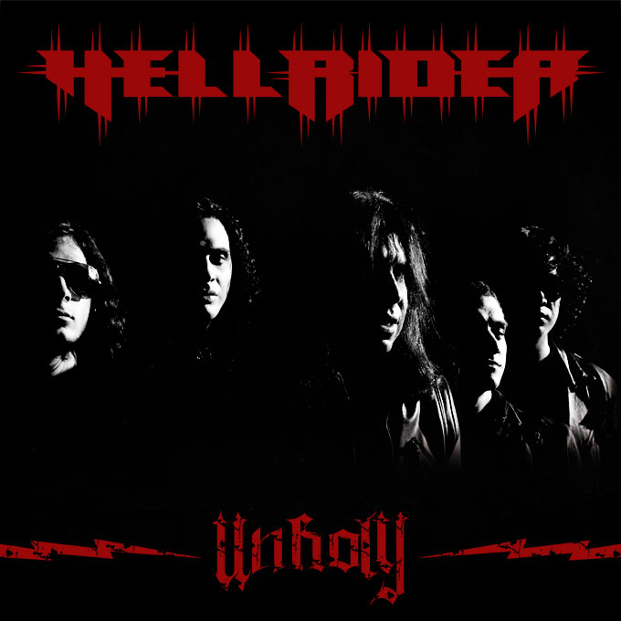 Hellrider - Unholy