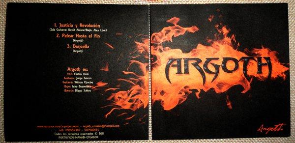 Argoth - Demo 2010