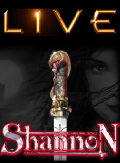 Shannon - Live