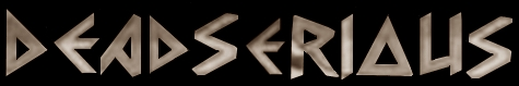 Dead Serious - Logo