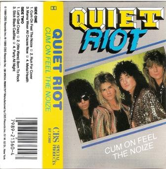 Quiet Riot - Cum On Feel the Noize