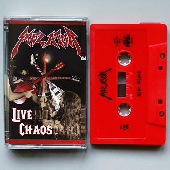 Skelator - Live Chaos