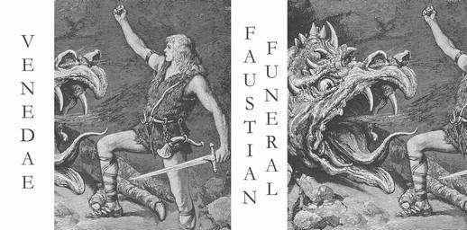 Venedae / Faustian Funeral - Winter Split
