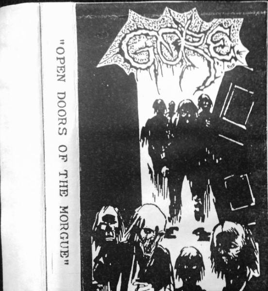 Gore - Open Doors of the Morgue