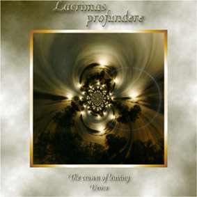Lacrimas Profundere - The Crown of Leaving