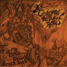 Cauldron Black Ram - The Devil Bellied Seven Inch